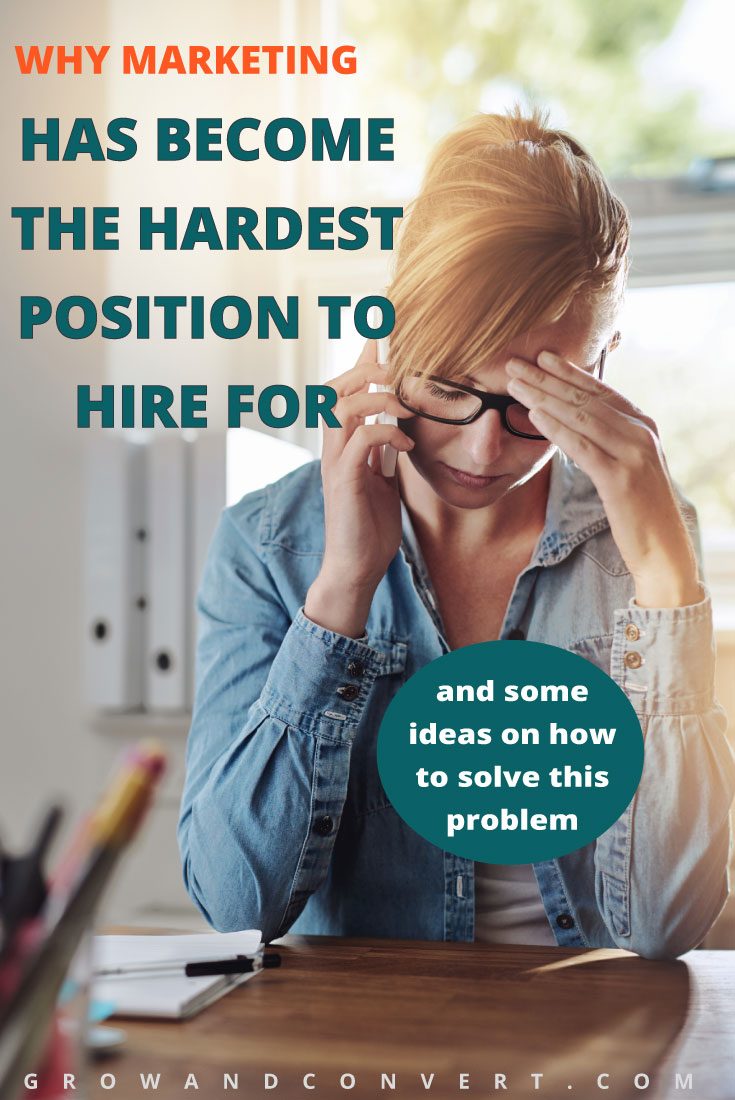 Looking to Hire a Marketer or maybe you are an online marketer looking for a job. It's a hard position to hire for! These HR tips are excellent for hiring managers but also super key for marketing resumes. This method will test your interview candidates to make sure they are actually adding value, not just using content marketing and social media buzzwords.
