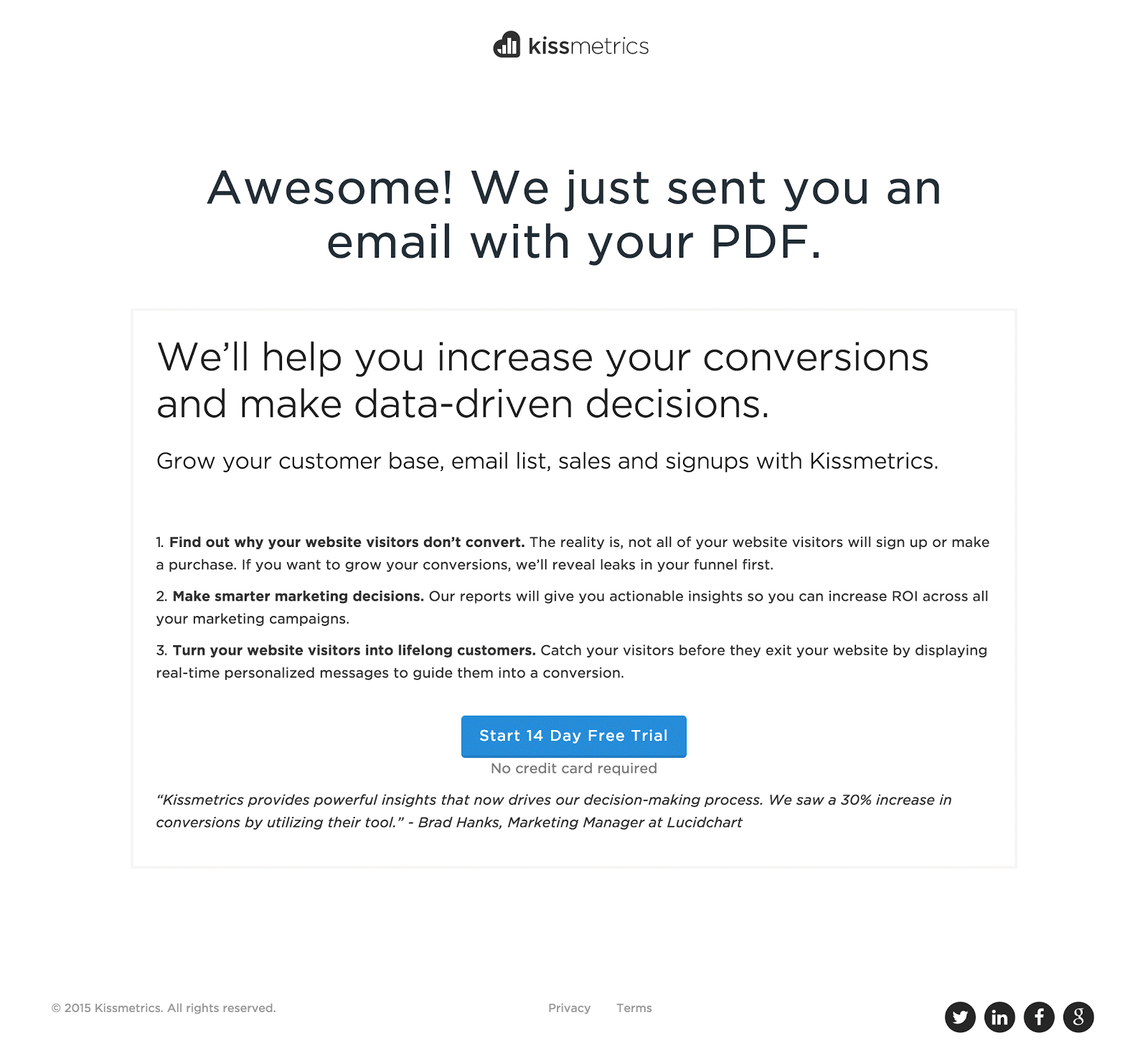 kissmetrics-thank-you-page