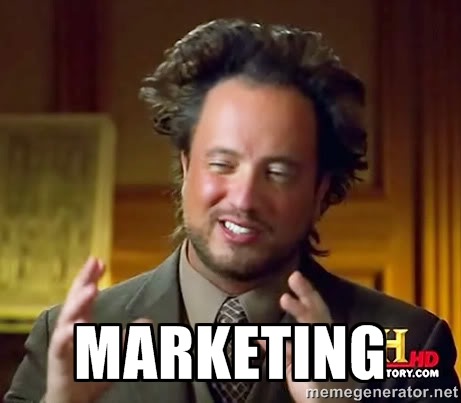 marketing meme