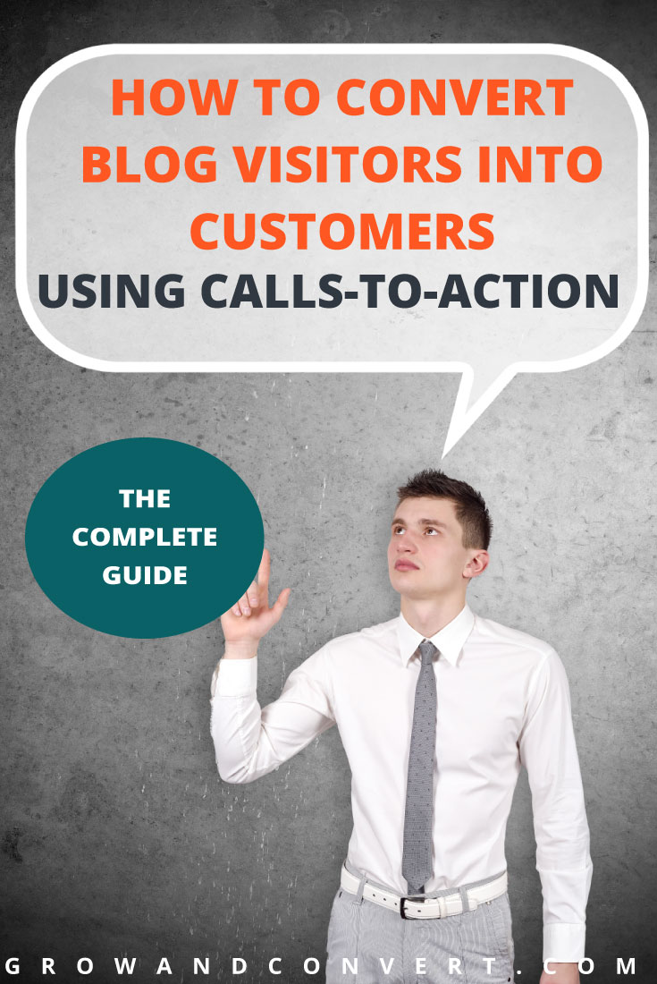 Step up your online marketing and web traffic growth by reading this post! How to convert blog visitors into customers using calls to action shows the power of a sales funnel and content marketing for generating leads. Adding some CRO to my CTAs has helped tons.