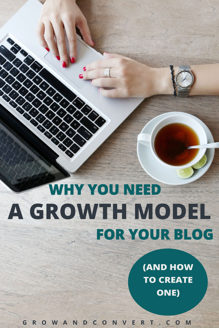 Randomly guessing won't grow your blog, here's how to build a growth model for your blog and base your web traffic projects on concrete assumptions.