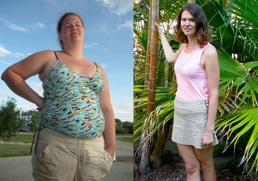 obese healthy transformation